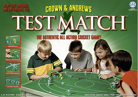 Crown and Andrews Test Match Reviews - ProductReview.com.au