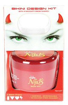 Nads Naughty Bikini Design Kit - ProductReviewcomau