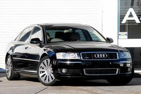 1995 2005 audi a8 reviews. Black Bedroom Furniture Sets. Home Design Ideas