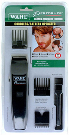 wahl performer beard moustache trimmer wa5537 500 reviews. Black Bedroom Furniture Sets. Home Design Ideas