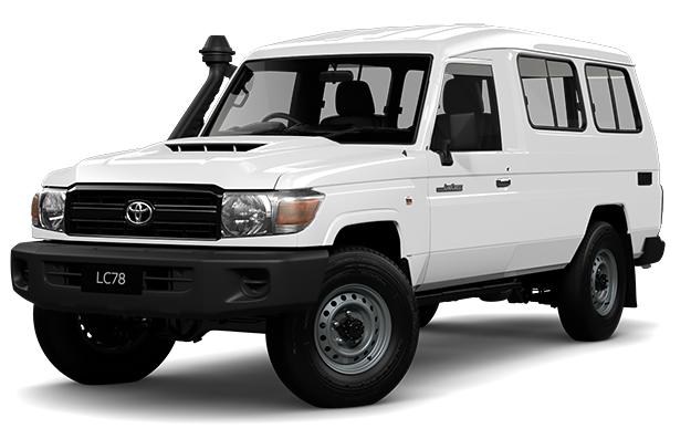 Toyota Landcruiser 70 Series Reviews