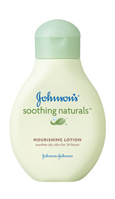 johnson s soothing naturals nourishing lotion reviews