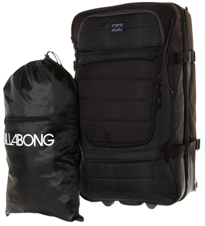 Billabong Atlantic Travel Bag Reviews - ProductReview.com.au