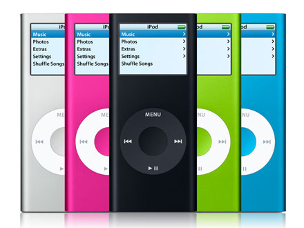 apple ipod nano 2nd generation reviews productreview. Black Bedroom Furniture Sets. Home Design Ideas