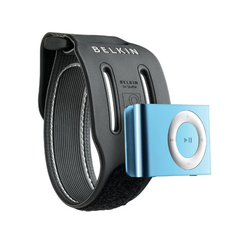 Belkin Sport Armband for iPod Shuffle G2 Reviews ...