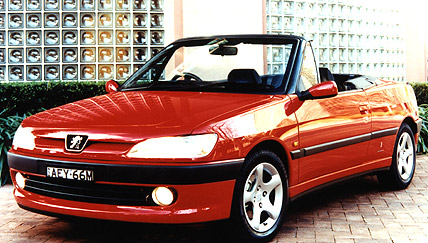 1998 2002 peugeot 306 cabriolet reviews. Black Bedroom Furniture Sets. Home Design Ideas