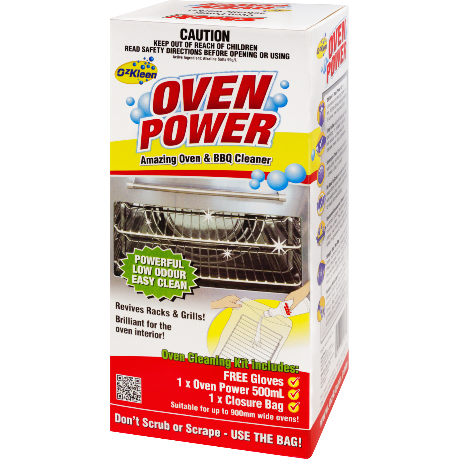 Ozkleen oven power reviews page 3 - Clean oven tray less minute ...