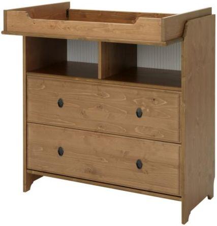 ikea leksvik changer reviews. Black Bedroom Furniture Sets. Home Design Ideas
