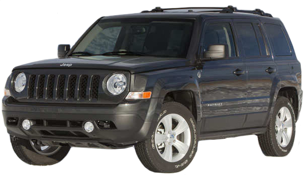 Jeep Patriot Accessories