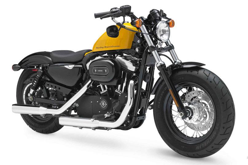 Harley Davidson Sportster  Tyres