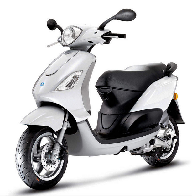Piaggio Fly  Review