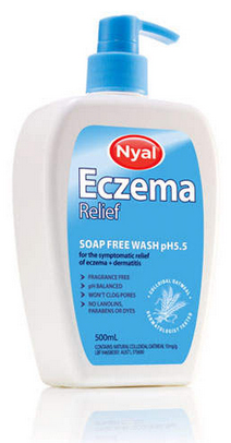 Nyal Eczema Relief Soap Free Wash Reviews Productreview