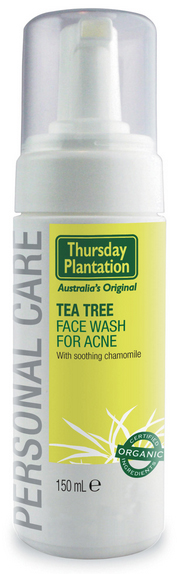 thursday plantation tea tree face wash for acne reviews. Black Bedroom Furniture Sets. Home Design Ideas