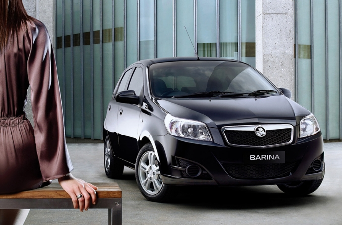 2012 holden barina tm manual review