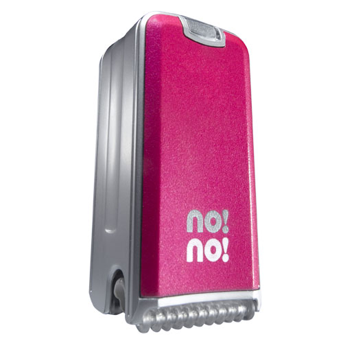 instructions for nono hair removal system