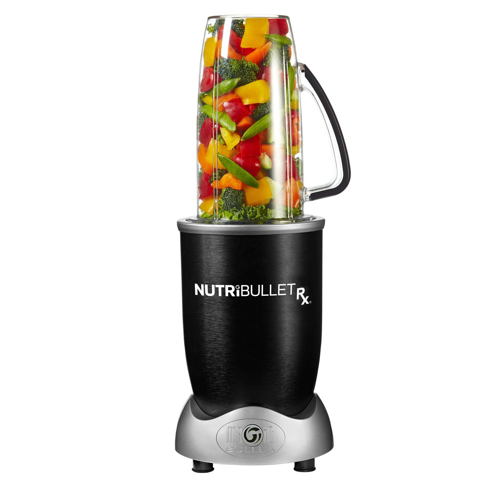 Nutribullet RX, 1700W, 30.000RPM, 9 piese