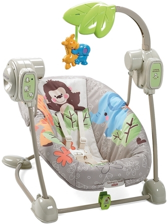Fisher Price Precious Planet Earth Space Saver Swing