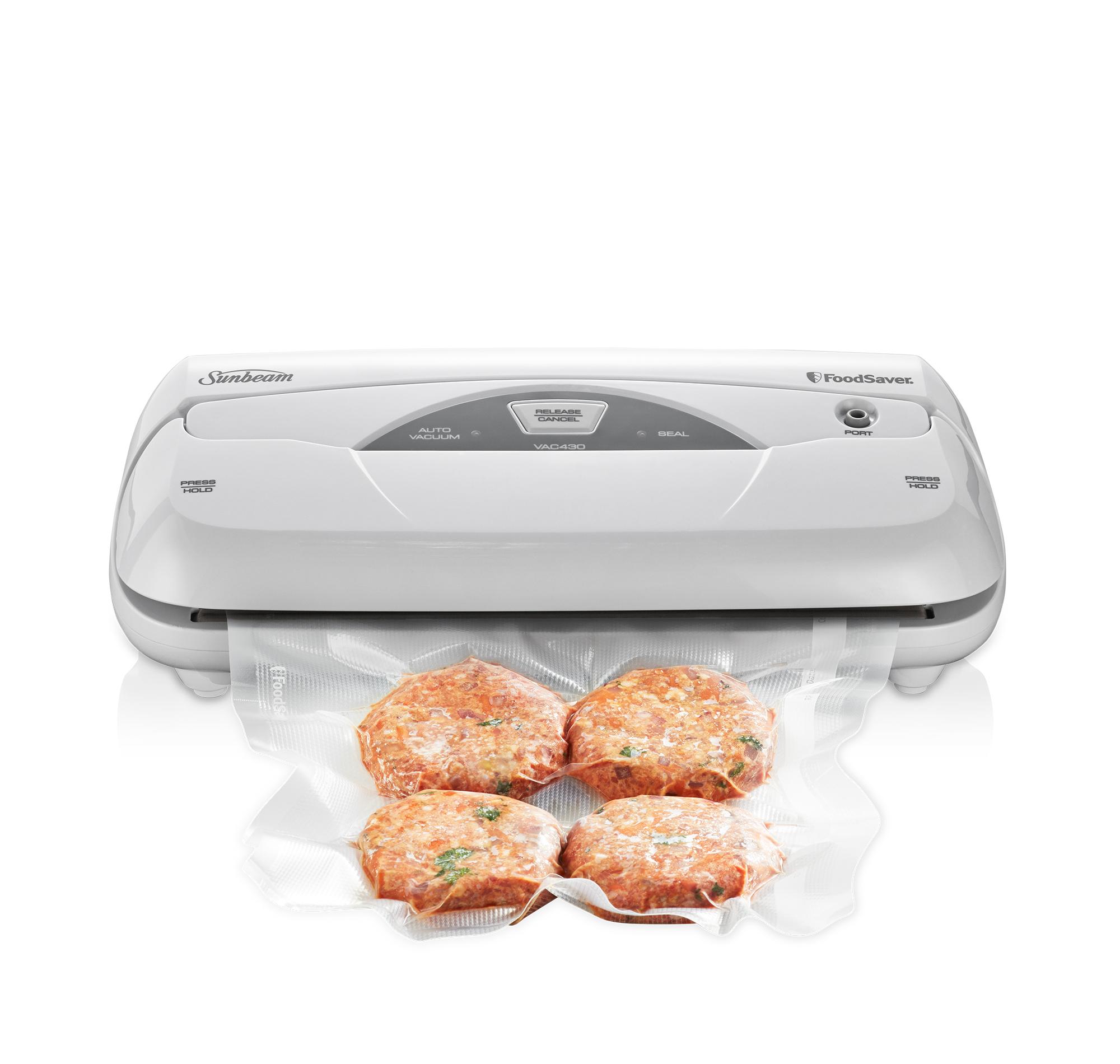 Sunbeam FoodSaver VS4300 Reviews - ProductReview.com.au