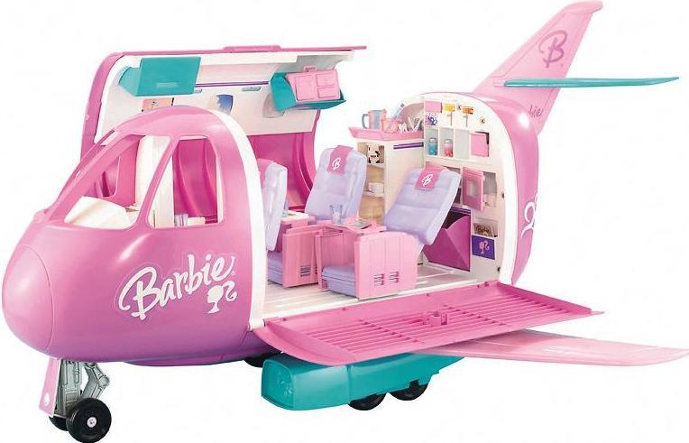 Pin Barbie Airplane On Pinterest