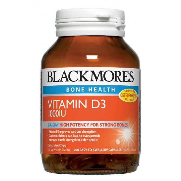 What is d 3 vitamin good for