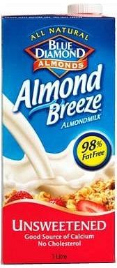 Blue Diamond Almond Breeze Original Unsweetened Reviews