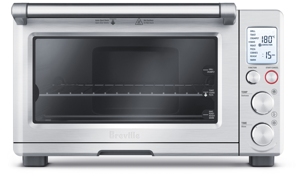 Breville Countertop Convection Oven Warranty : Breville Smart Oven BOV800 Reviews - ProductReview.com.au