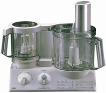 Braun Multiquick  Food Processor Manual