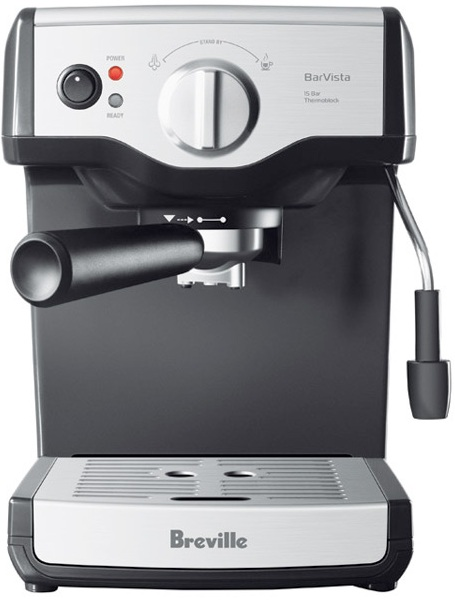 Breville Coffee Maker Set Timer : Breville BarVista BES200 Reviews - ProductReview.com.au