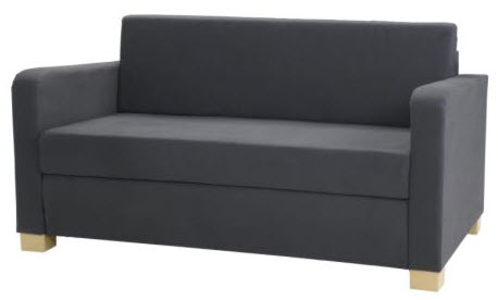 Ikea futon dimensions roselawnlutheran for Ikea tuffing review