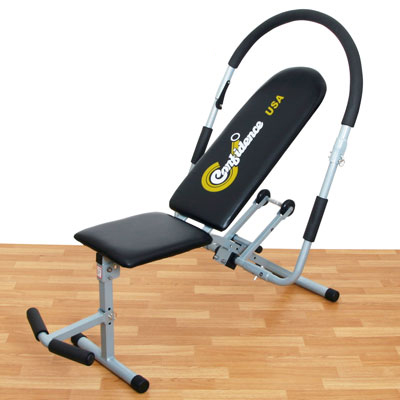 Confidence fitness ab master pro series abdominal trainer for A b salon equipment