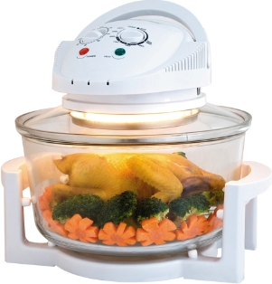 Cookwell Halogen Convection Oven Questions & Answers - ProductReview ...