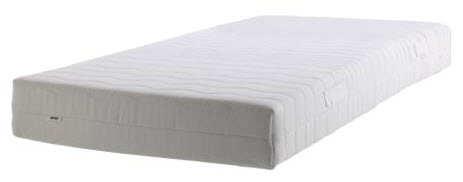 Ikea sultan erfjord reviews for Ikea sheets review