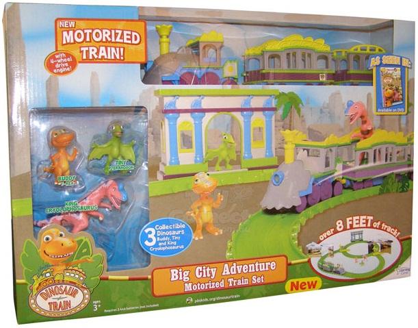 Dinosaur Train Toys Australia Dinosaur Train Toy Train Set 1