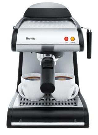 Breville Coffee Maker Esp4 Instructions : Breville Bar Italia ESP4 Reviews - ProductReview.com.au