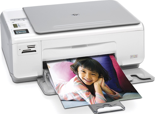 Hp Photosmart C4280 Driver Mac
