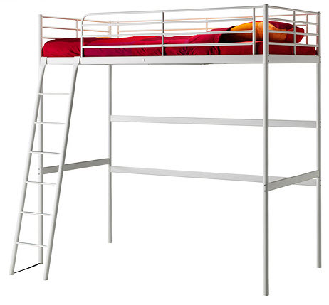 Ikea Tromso Loft Bed Frame Reviews