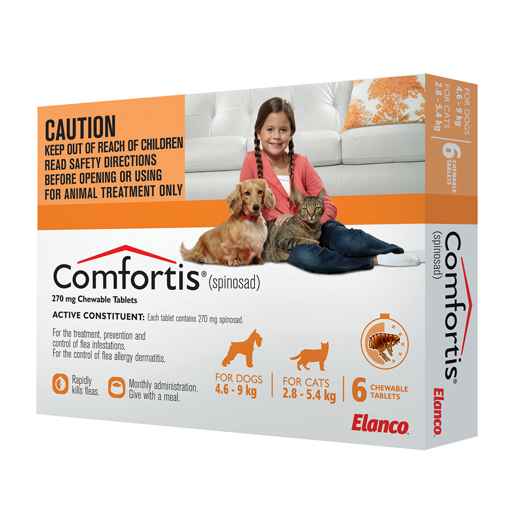 Reviews For Comfortis For Dogs