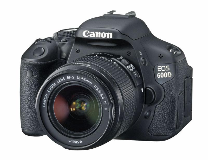 Canon eos 600d reviews for Housse canon eos 600d