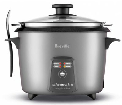 breville emporia rice cooker instructions