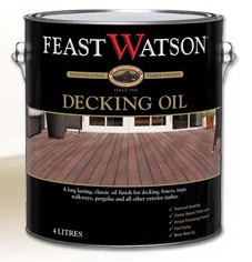 Feast Watson Natural Decking Oil Review