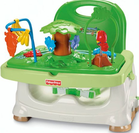 Fisher Price Booster Seat together with Craziest Inventions Kids additionally B00DEI6MMU furthermore Mp3 player together with Fisher Price Rainforest Healthy Care. on fisher price portable high chair