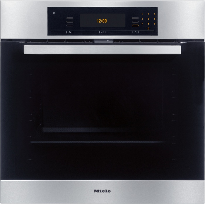 Miele h 5681 bp h 5681 bpl h 5681 bpr reviews for Einbauherd miele