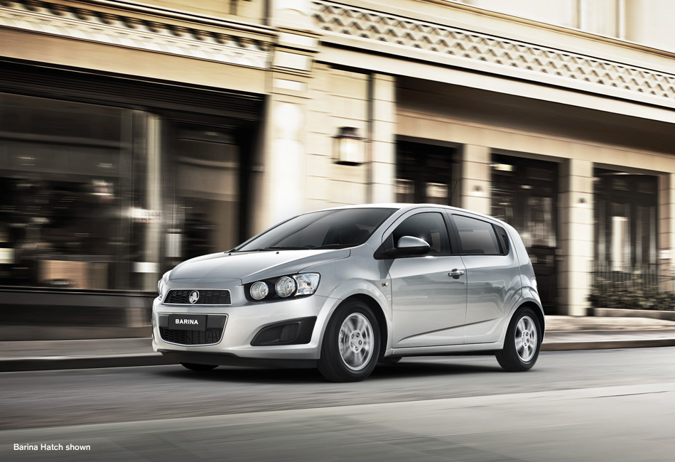 2011 2014 Holden Barina Hatch Reviews Productreview Com Au