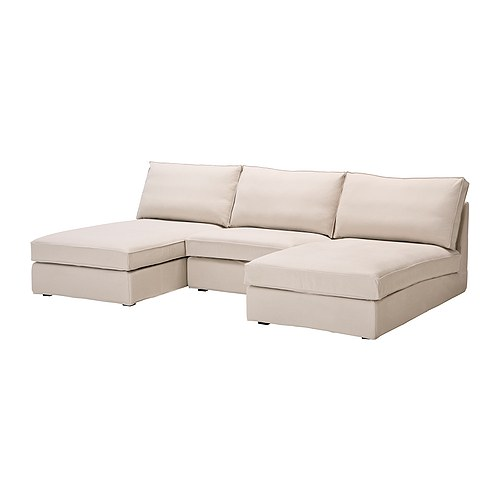 Kivik e Seat Section With Chaise Longue Ikea Kivik Is A