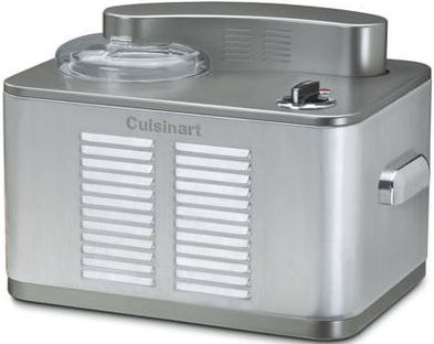 cuisinart ice cream maker instructions