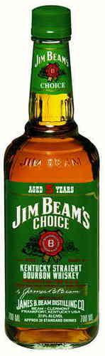 jim beam choice