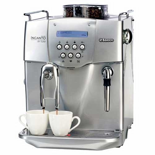Saeco Coffee Machines ~ Saeco incanto reviews productreview