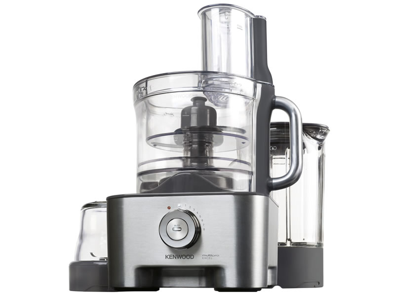 kitchenaid v cuisinart food processor