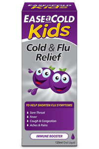 Easeacold Kids Cold Amp Flu Relief Reviews Productreview