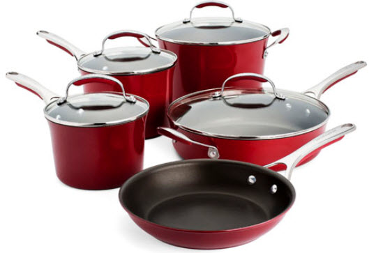 Kitchenaid gourmet porcelain reviews - Kitchen aid pan set ...